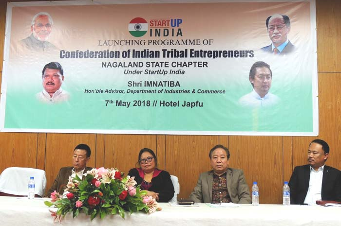 CITE Nagaland Chapter launched