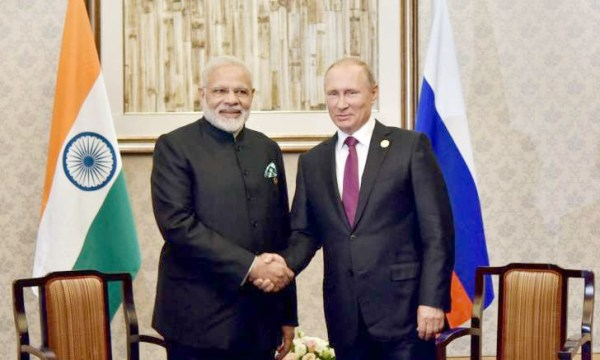 Indo-Russian ties enjoy 'special  privileged strategic partnership': PM