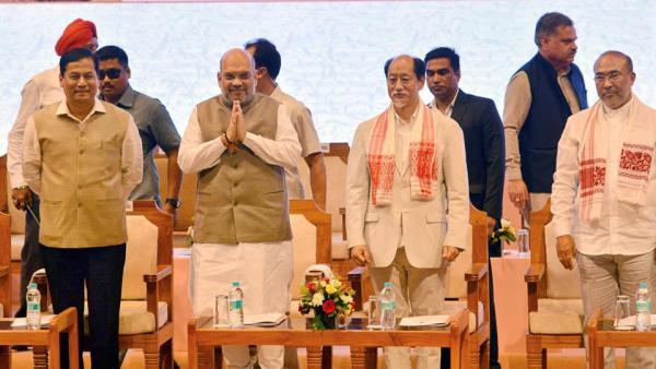NE will be Congress-mukt after  Mizoram polls: Amit Shah