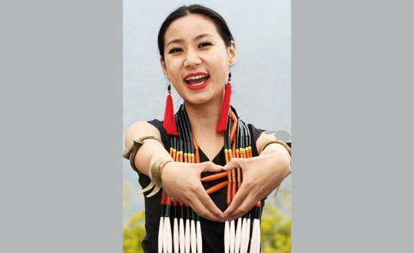 Ruopfüzhano Whiso to represent  Nagaland in Femina Miss India 2018