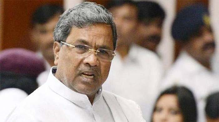 Siddaramaiah threatens PM Modi, Shah, BSY with Rs 100 crore defamation suit