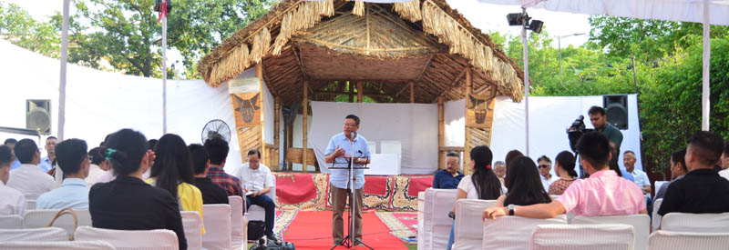 Naga nationalism lies in  bridging divides urgently: FNR