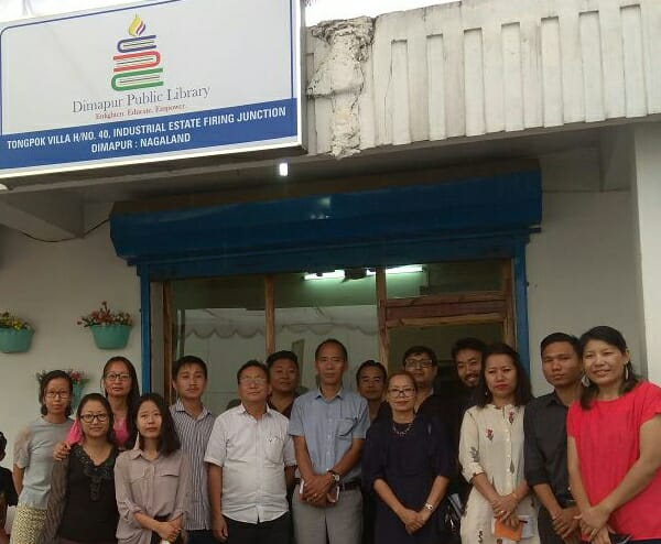Dimapur gets a public library