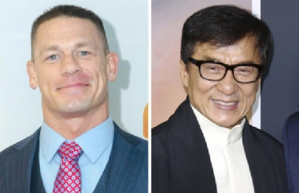John Cena and Jackie Chan to team up in new action film