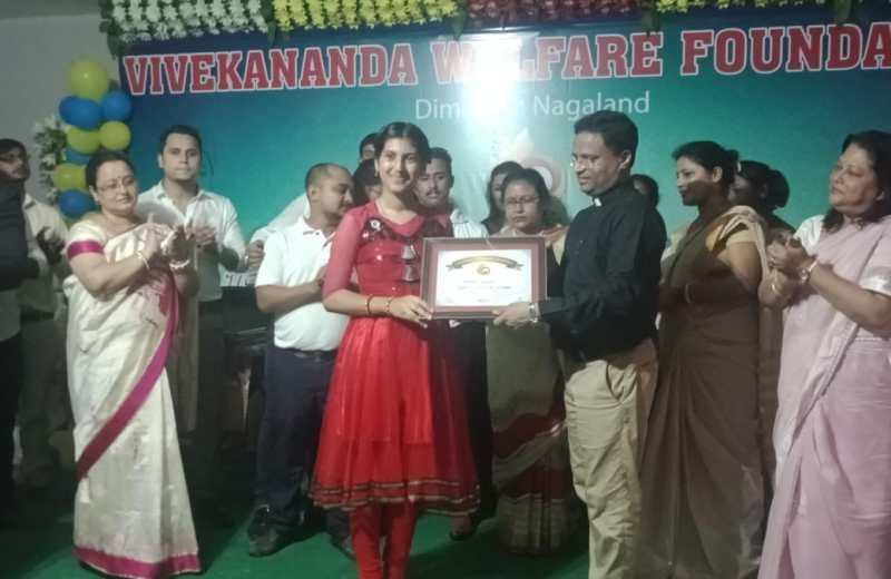 VWF Dimapur felicitates HSLC & HSSLC toppers