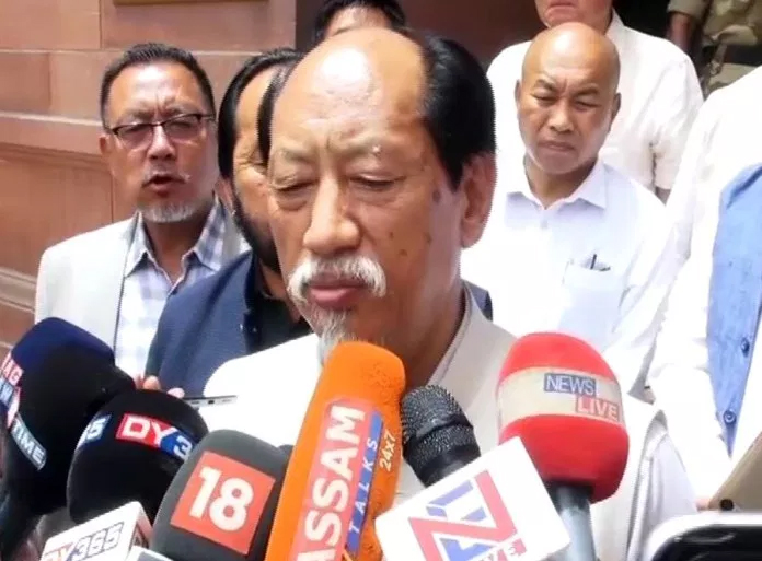 Rio has no right to decide on integration  of Naga contiguous areas: NPF