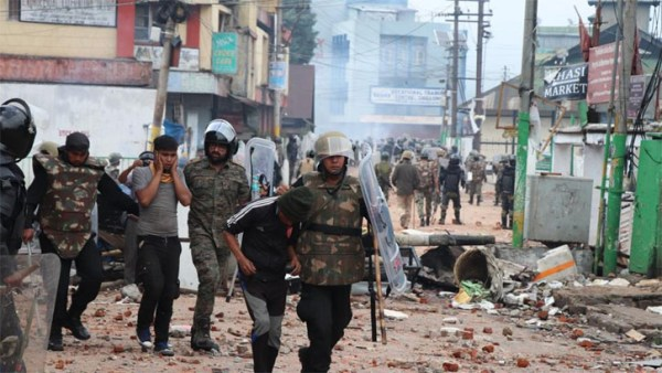 Shillong limps to normalcy after 3 days
