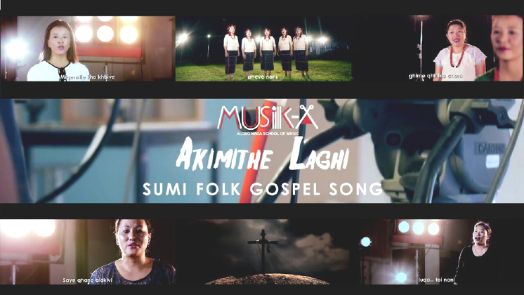 "LajupuLeku releasea their first music video ""AkimtheLaghi"""