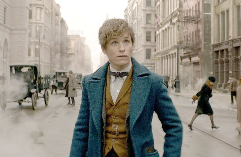 Eddie Redmayne reveals Fantastic Beasts 2 is 'darker'
