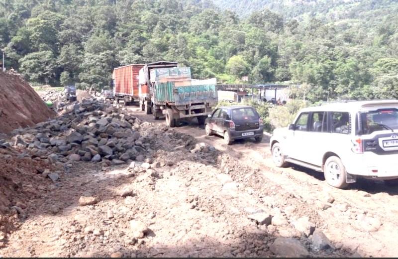 Kohima-Dimapur road opens for traffic