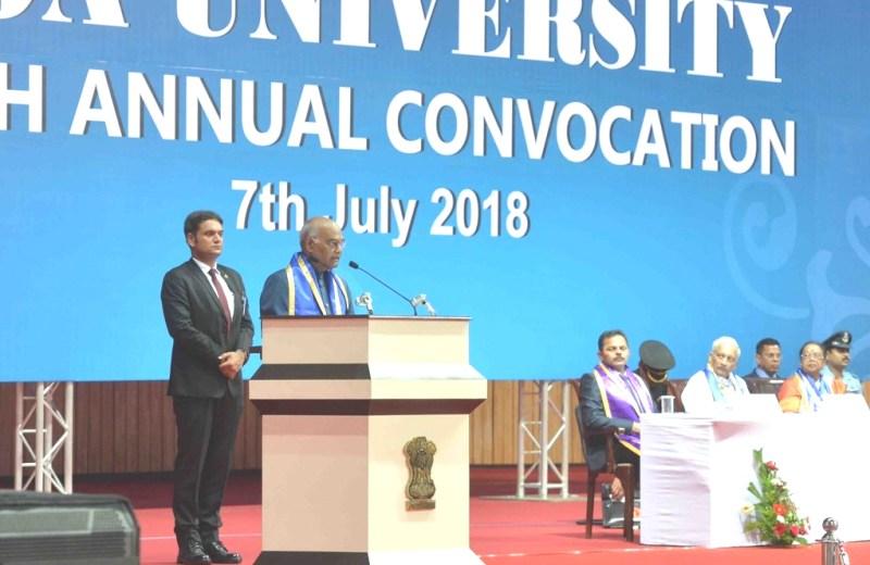 Access to higher education still  a privilege in India: Prez