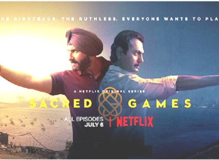 Sacred Games row: Actors can't be held liable for dialogues, says HC