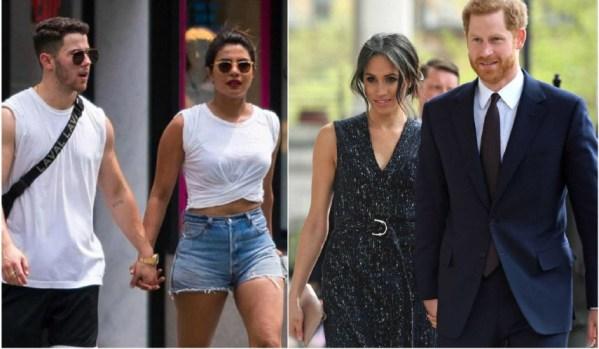 Priyanka introduces Nick to royal couple