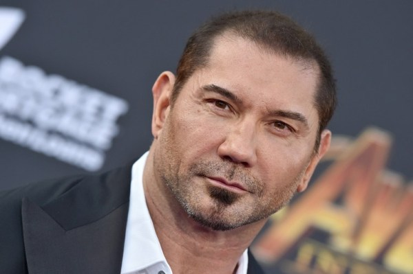 Dave Bautista compares Disney to Trump in latest tweet