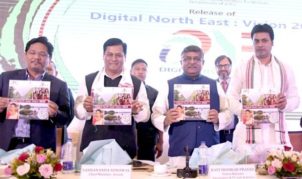 Govt announces mega Rs 10,000 cr booster for digital services across NE