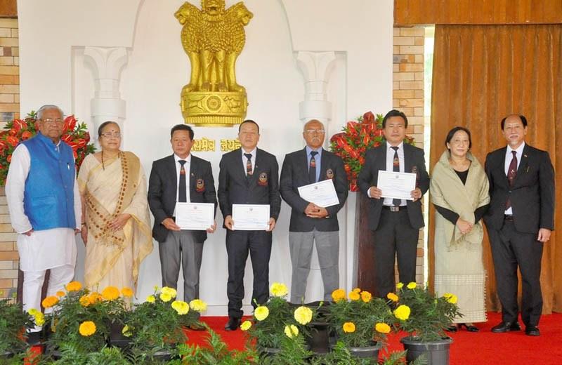 Governor's Award presented