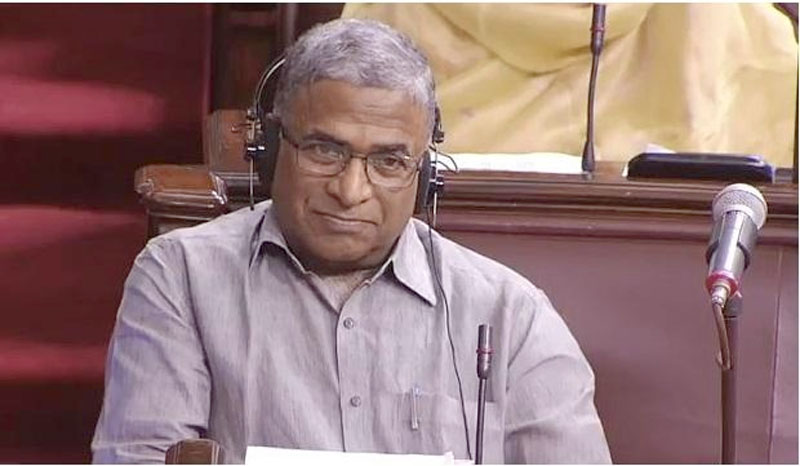 Harivansh elected Deputy Chairman of RS