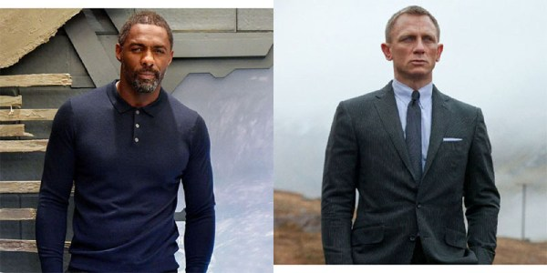 Idris Elba front-runner to replace Craig as James Bond