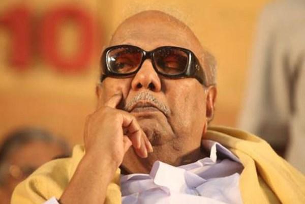 DMK chief & former Tamil Nadu CM, M Karunanidhi dies at 94