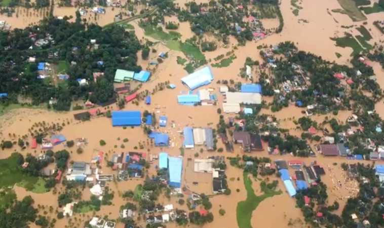 324 killed so far in Kerala monsoon, CM says flood situation grave