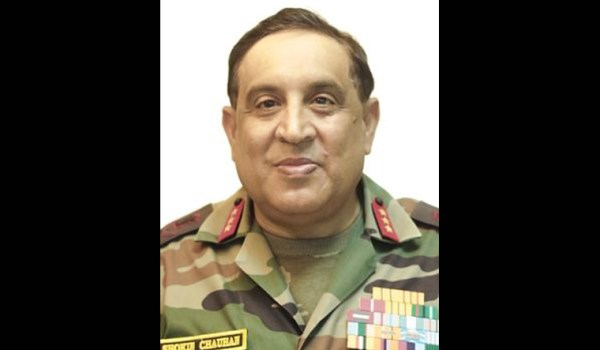 Lt. Gen. Chauhan takes charge as new CFMG chairman