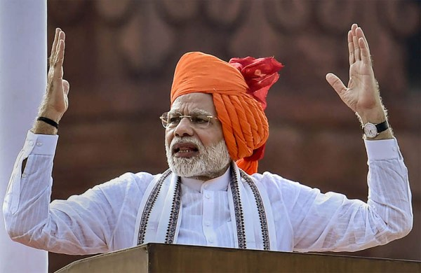 We will not spare the corrupt and those who have stashed black money: PM Modi