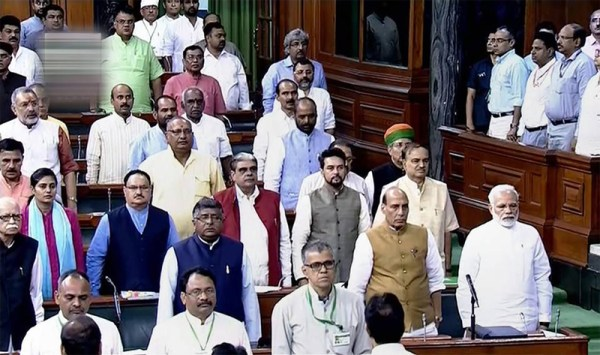 Lok Sabha records 118% productivity, best since 2000
