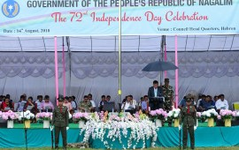 We want peaceful coexistence  with neighbours: NSCN (IM)