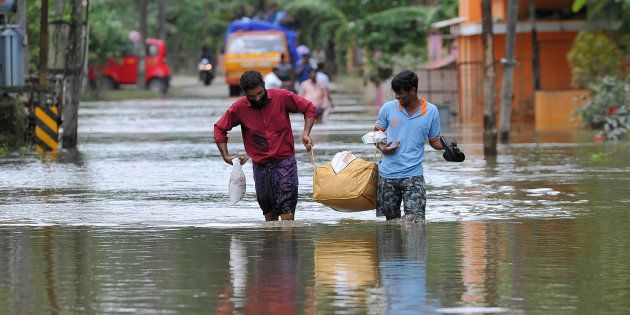 Govt open to accepting  foreign aid for Kerala floods