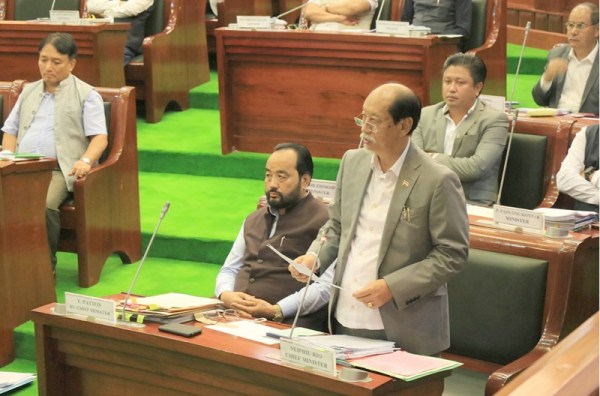 Monsoon session of NLA begins