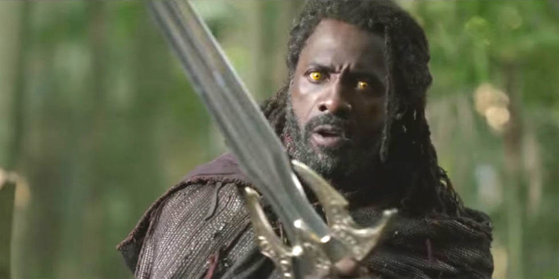 Idris Elba doesn't know what the MCU is