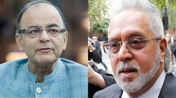 Vijay Mallya remark on meeting Arun Jaitley sparks row
