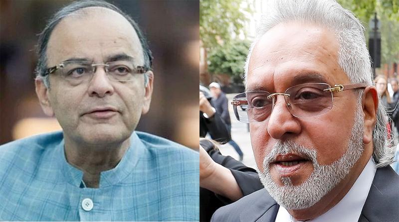 Vijay Mallya remark on meeting Arun Jaitley sparks row