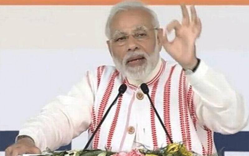 PM Modi launches Ayushman Bharat,  calls healthcare scheme 'game changer'