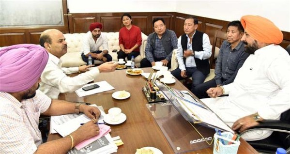 Punjab to supply live pigs to Nagaland  worth Rs. 200 crore per annum
