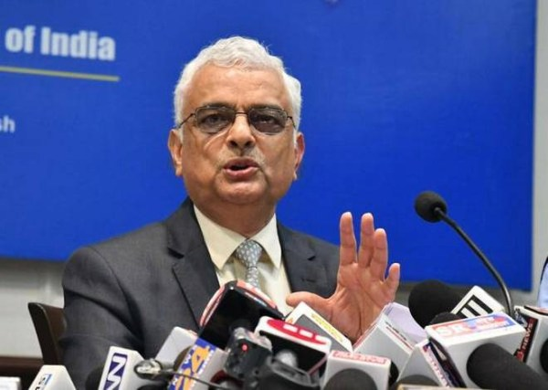 Current laws inadequate to tackle  black money in polls: Election Chief