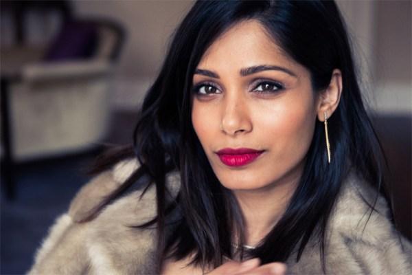 'I Believe Tanushree Dutta' says Freida Pinto in powerful post