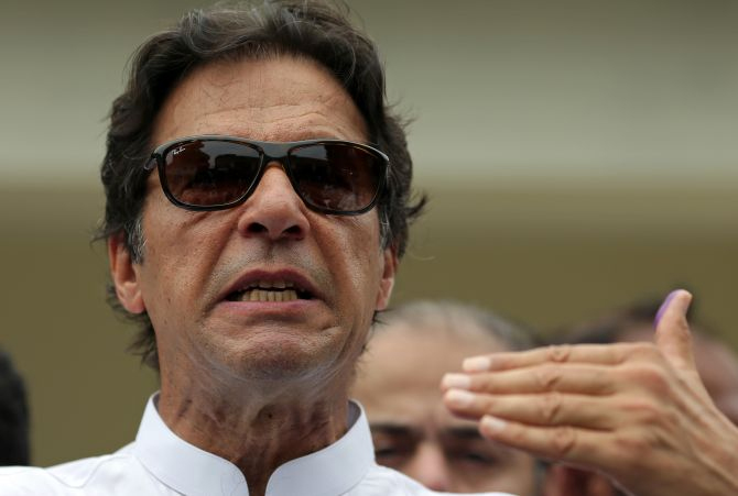 India slams Imran's remarks on Kashmir, asks Pak to dismantle terror infrastructure on its soil