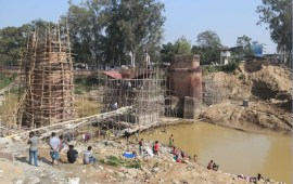 NCD questions delay in construction of old Dhansiri bridge