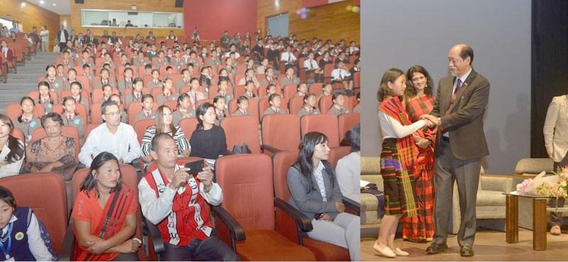 CM launches first Nagamese film Nani Teri Morni