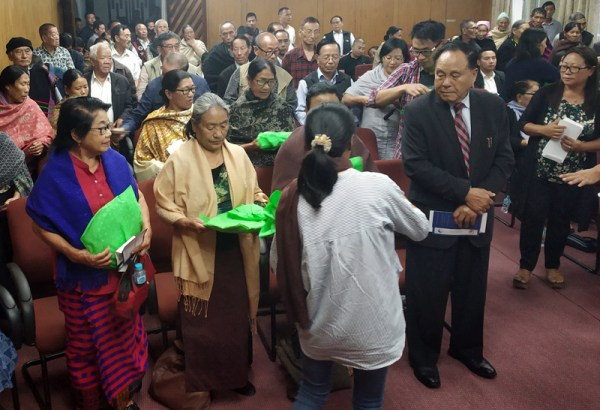 Nagaland observes Int'l Day of Older Persons