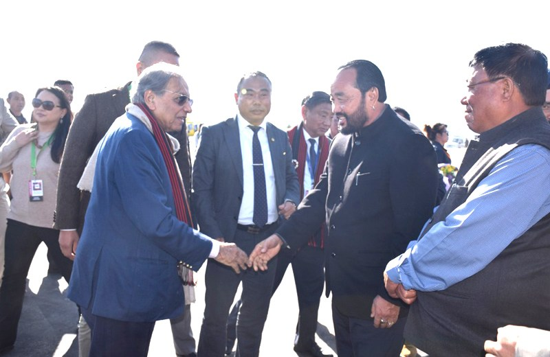 15th FC visit: Nagaland places Rs 7928.43 cr  requirement for overall development