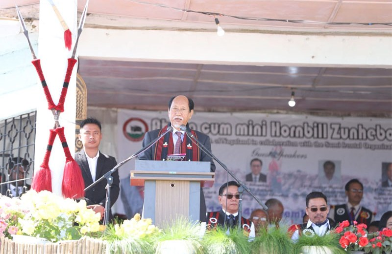 CM urges Sumis to be warriors of unity, peace