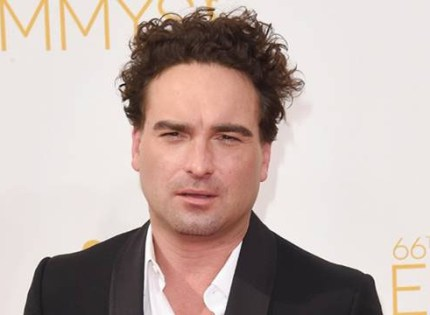 It was time to talk about the end: Johnny Galecki