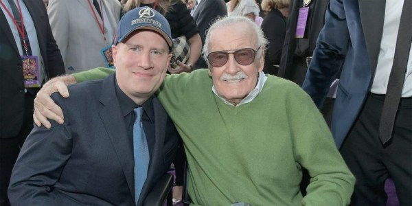 Marvel head Kevin Feige remembers his last conversation with Stan Lee