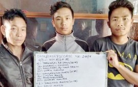 3 arrested on charges of  kidnapping for ransom