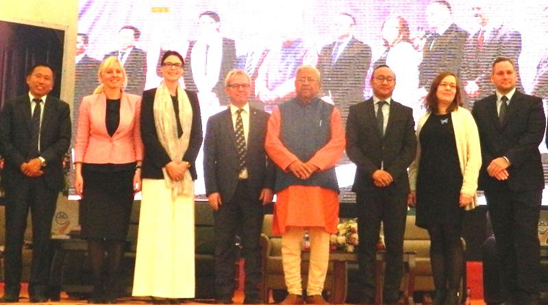 Nagaland Govt & Estonia ink MoU  on Information Technology