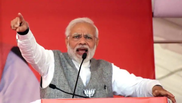 Cong threatened SC judges, who tried to hear Ayodhya cases, with impeachment: PM