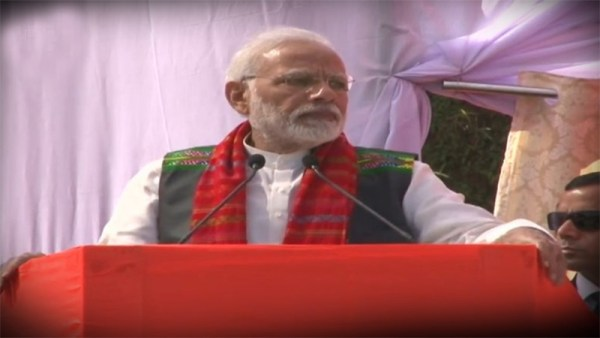 PM attacks Cong on loan waiver promises, calls them lollipops