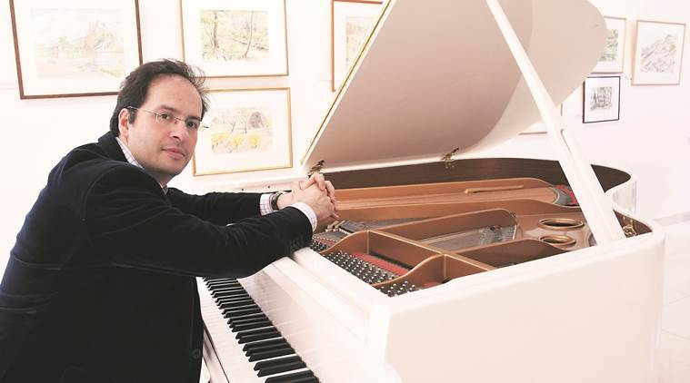 Pianist Marouan concert on Nov 23 at Dimapur